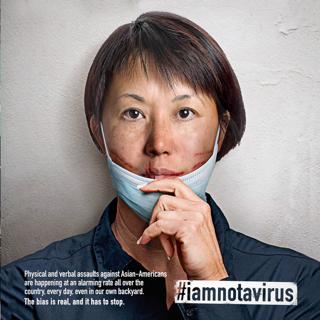 #IAmNotAVirus